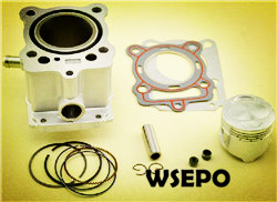 Wholesale LF CG175 Motorcycle Cylinder Kit(water cooling)