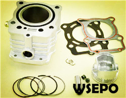 Wholesale LF CG250 Motorcycle Cylinder Kit(water cooling)