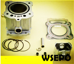 Wholesale LX CG250(water cooling) Motorcycle Cylinder Block Set