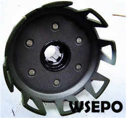 105,135 Clutch Cover for 178F/186F Diesel engine tillers